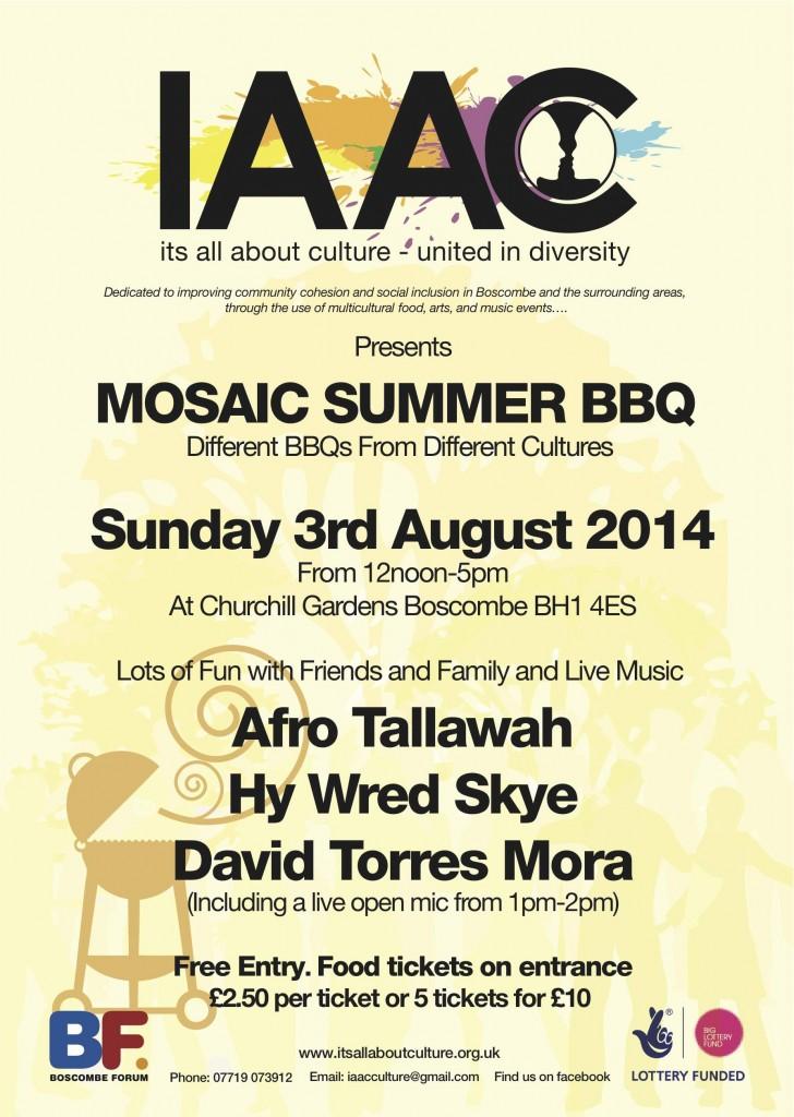 IAAC poster